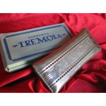 Armonica Tremola Made In Checoslovakia - 9