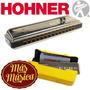 Armónica Echo Tremolo; 48 Voces - Hohner