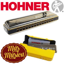 Hohner M2509017 Armónica Echo Tremolo 48 Voces