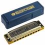 Hohner Blue Harp Armonica Diatonica Hendrix Music