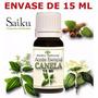 Aceite Esencial De Canela Envase De 15 Ml Saiku Natural