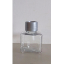 Envase Para Difusor 60 Ml Con Tapa Difusora Plastica
