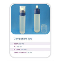 Envase Component 100 Soft Perfumes Esencia Body Ropa Cuerpo