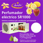 Dispenser Electronico Fragancias Exclusivas Gran Calidad