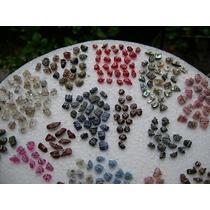 Aros En Piedras Semipreciosas 20 Pares A Eleccion