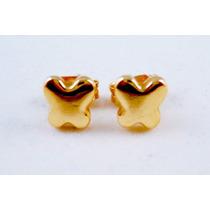 Aros De Oro Amarillo