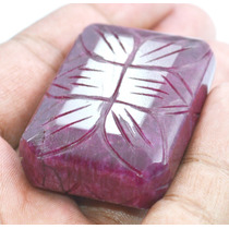 Joya Esmeralda Africana Piedra Preciosa De Rubies Roja Red