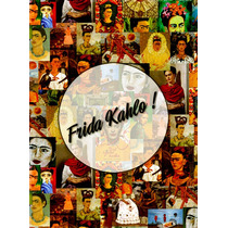 Láminas Decoupage Autoadhesivas - Frida Kahlo Dalí Warhol