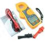 Pinza Dig Volt Amperometrica Mt87 C/buzzer 400a 600v Tester