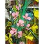 Flores De Goma Eva Laferrere - Arreglo Grande