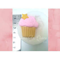 Molde De Caucho De Silicona Cupcake / Muffins