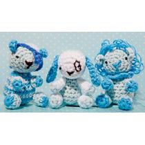 Amigurumi Souvenir Baby Shower, Bautismos, Cumpleaños!!!!