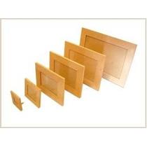 5 Portarretratos Fibrofacil 7x10 Maderarte