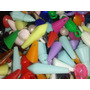 Mix Cuentas Multicolor Plastico Armar Bijouterie Nena 250 Gr