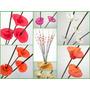 Flores Neo De Porcelana Ramo De 60 Flores En 20 Varas