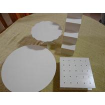 Porta Paraguitas Porta Paletas De Fibro Facil