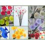 Conicas Originales Flores De Porcelana Artesanales