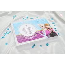Tarjetas De Invitación Frozen
