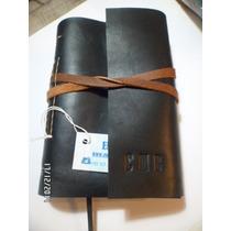 Cuadernos De Viajes & Bitacoras De Viajes Cuero Real 23x16