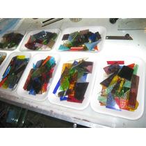 Recortes Vidrios Color Nacionales E Importados
