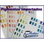 Pigmentos Para Porcelana Importados - Excelente Calidad 5gs.