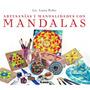 Libro Artesanías Y Manualidades Con Mandalas De Podio, Laur