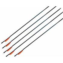 Flecha De Carbono - Punta Roscable - 30 Pulgadas - 7,5 Mm -