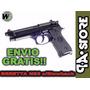 Pistola Beretta M92 Airsoft We Full Metal Envio Por Oca!!!