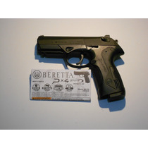 Pistola Beretta Px4 Storm Gas Co2 Full Metal 4,5mm Blowback