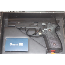 Airsoft Semi Metal Replica Sigsauer P229