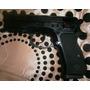 Pistola Co2 Cz75 D Compact Cal 4,5 De Metal Y Polimero