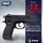 Pistola Asg Co2 Cz75 Duty Gbb 4.5mm Agente Oficial
