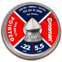 Balines Crosman Pointed 5.5 M/m 14,3 Greins