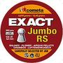 Balines Cometa Exact Jumbo Rs 5.5mm 250un 0.87g-13.43gr