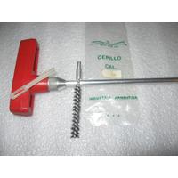 Baqueta Guiratoria Aluminio Limpieza Arma Corta Cal 22
