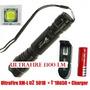 Linterna Tactica Ultrafire Wf-501b De 1300 Lm.