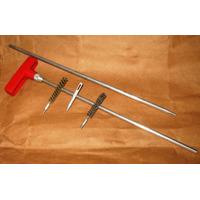 Baqueta De Aluminio Giratoria Para Carabina Cal. .30