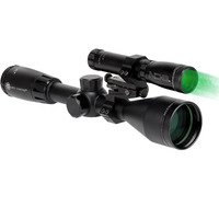 Laser Genetics Nd3x30 Vision Nocturna Verde Linterna Caza