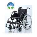 Silla De Ruedas Modelo Standard De Aluminio | Care Quip