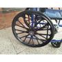 Silla De Ruedas Plegable-silla De Rueda Usada-silla De Rueda