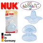 Nuk Blister Pezoneras X2 Unids+casquillo Protector Talle M
