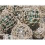 Boya Antigua De Pesca Vidrio De Coleccion Para Entendidos