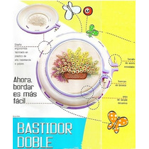 Bastidor Doble Para Bordado Chino