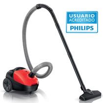 Aspiradora Philips Fc8291 Compacta 1400w Bolsa Lavable