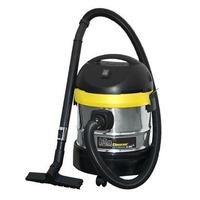 Aspiradora Industrial Bta Polvo Liquido 1400w 30lt Max Clean