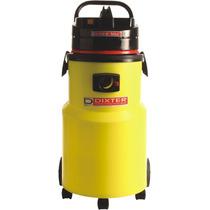 Dixter Aspiradora Industrial Polvo Liquidos 60 L Carro 2241