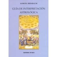 Libro Guía De Interpretación Astrológica Aprenda Astrología