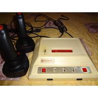 Consola Dynacon De Videojuegos + 2 Joystik + 4 Juegos