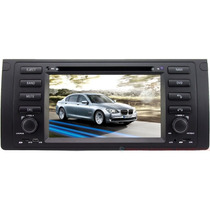 Equipo Multimedia Bmw Serie 5 E39,gps,dvd,ipod,bluetooth