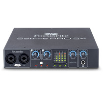 Focusrite Saffire Pro 24 Placa De Sonido Firewire C Adat 4 C